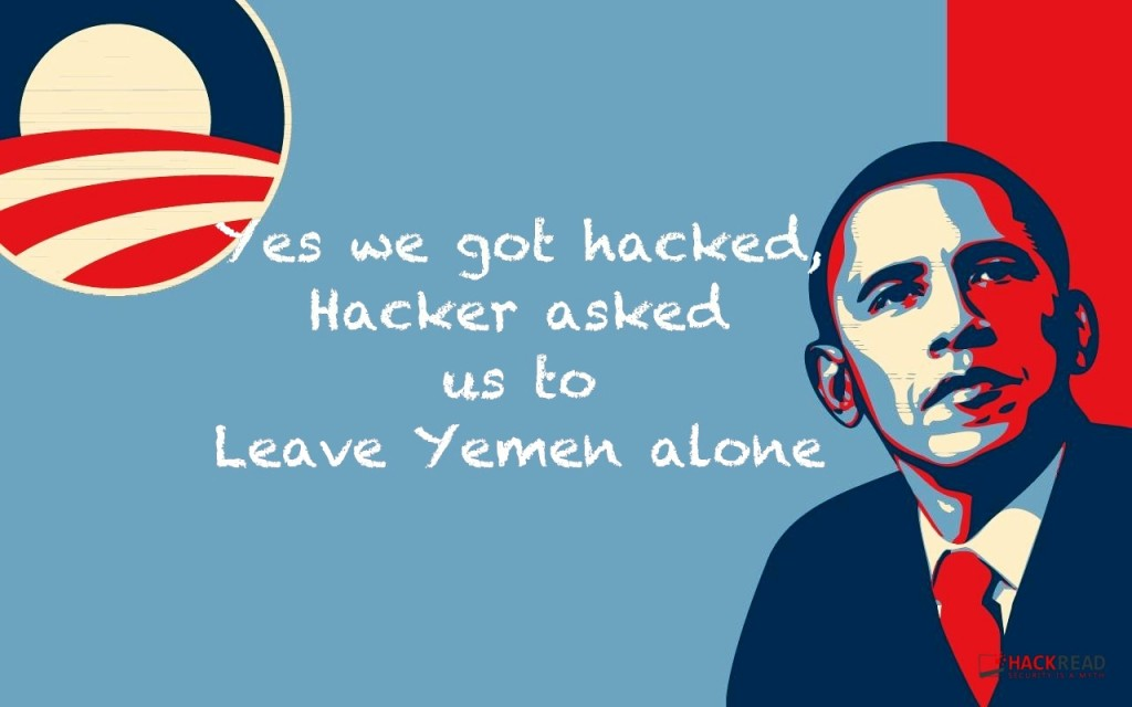 Obama's Election Campaign Social Network Domain Hacked by Yemeni Hacker