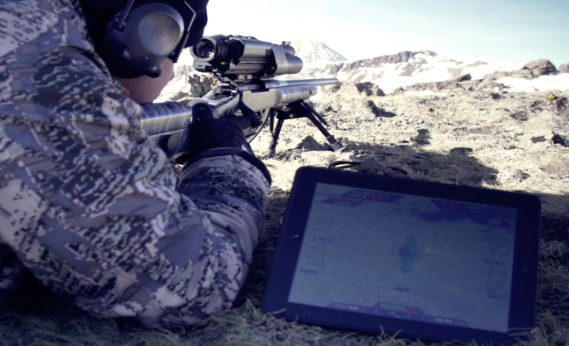Computer Controlled Sniper Rifle Hacked, 1000 Rifles Left Vulnerable