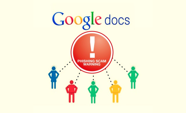 """Google Docs Users Targeted with """"Confidential Document"""" Phishing Scam"""