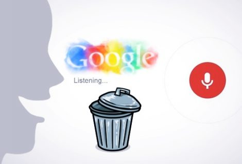 You Can Now Delete Your Google Voice Search History