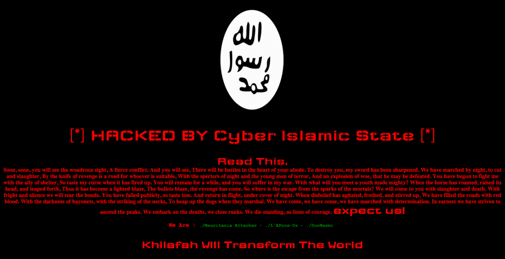 ministry-for-euro-atlantic-integration-nato-website-hacked-by-isis-hackers