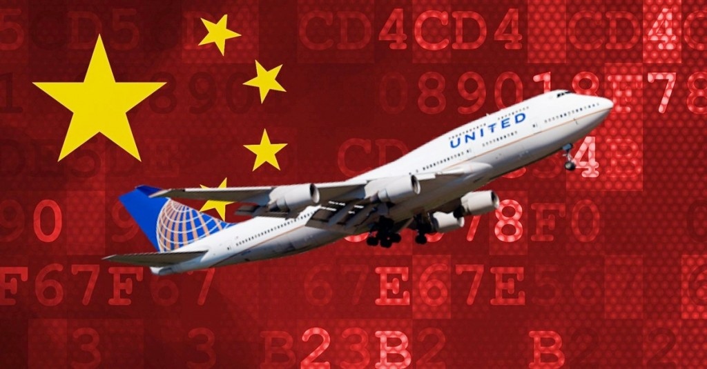 United Airlines Hacked by Same Chinese Group Behind The OPM Breach