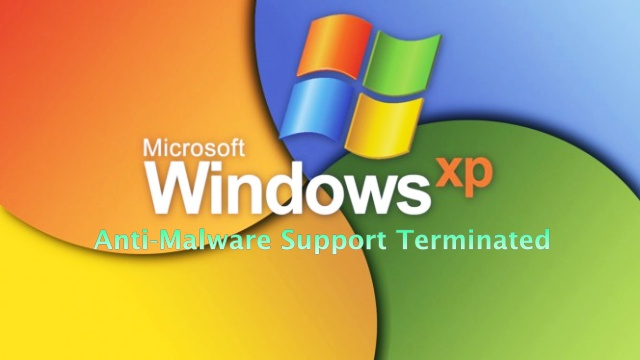 Windows XP Anti-Malware Support Terminated – 180 Million Users Left Vulnerable