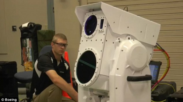 Compact-Laser-Weapon-System-LWS-boeing-unveils-portable-laser-cannon-that-shoot-drones-right-across-the-sky-2