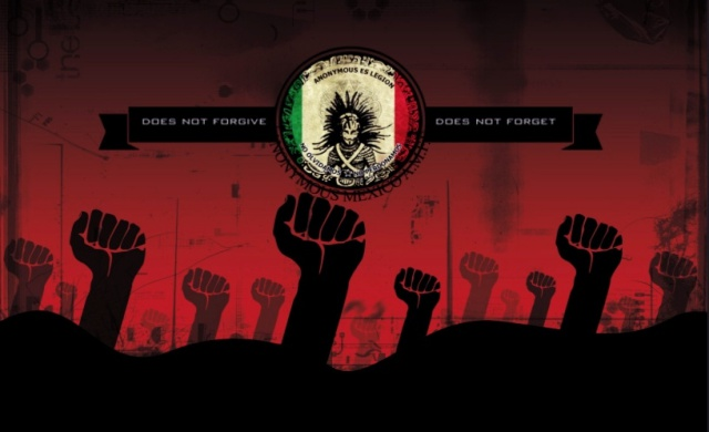 Anonymous Hacks Mexican Govt Website, Demand Justice For Rubén Espinosa