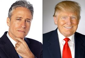 Donald Trump's Website Hacked with Jon Stewart Tribute