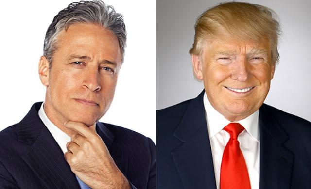 Donald Trump's Website Hacked with Jon Stewart Tribute