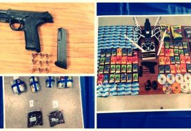 Drone Caught Delivering Drugs, X-Rated DVDs, Firearm at a High-Security Prison