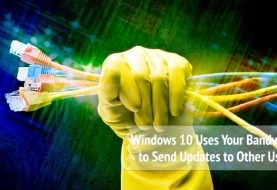 Windows 10 Uses Your Bandwidth to Send Updates to Other Users