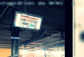 Hackers Turn Bus Terminal into Adult Movie Theater