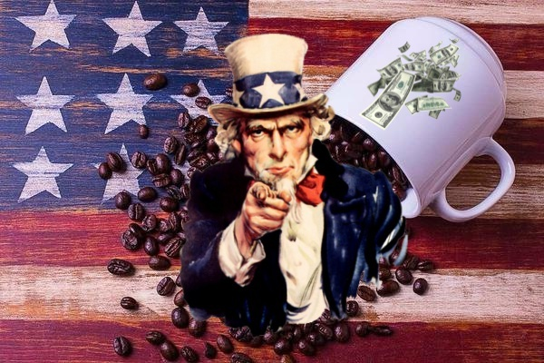 Homeland Security Credit Cards Used to Buy Starbucks Coffee worth $30,000