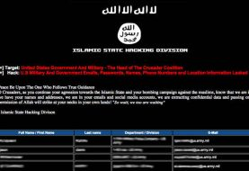 ISIS Affiliated Hackers Leak Hacked Data of 1500 U.S. Military, Govt Personnel