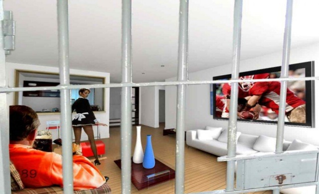 Prisoner Hacked Jail TV System To Watch and Share Porn