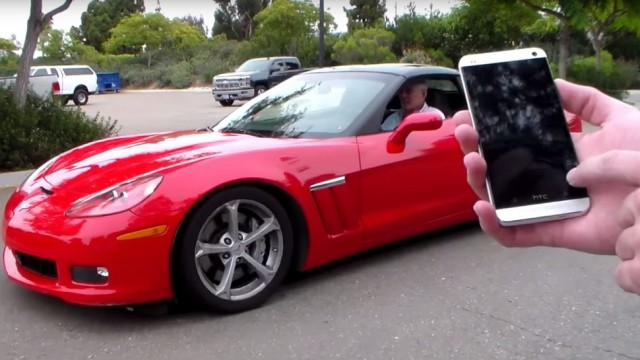 Researchers Show How To Hack Corvette with A Text Message