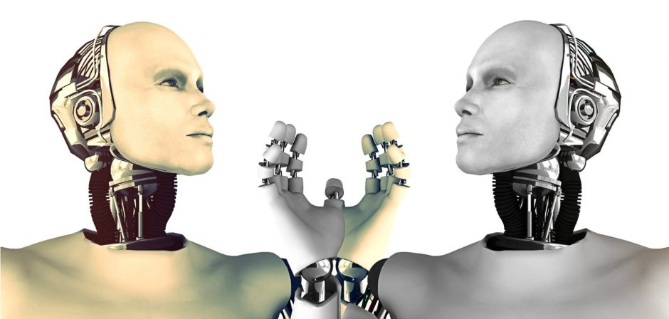 Scientists Working on Robots Equipped with Self-Cloning Capability
