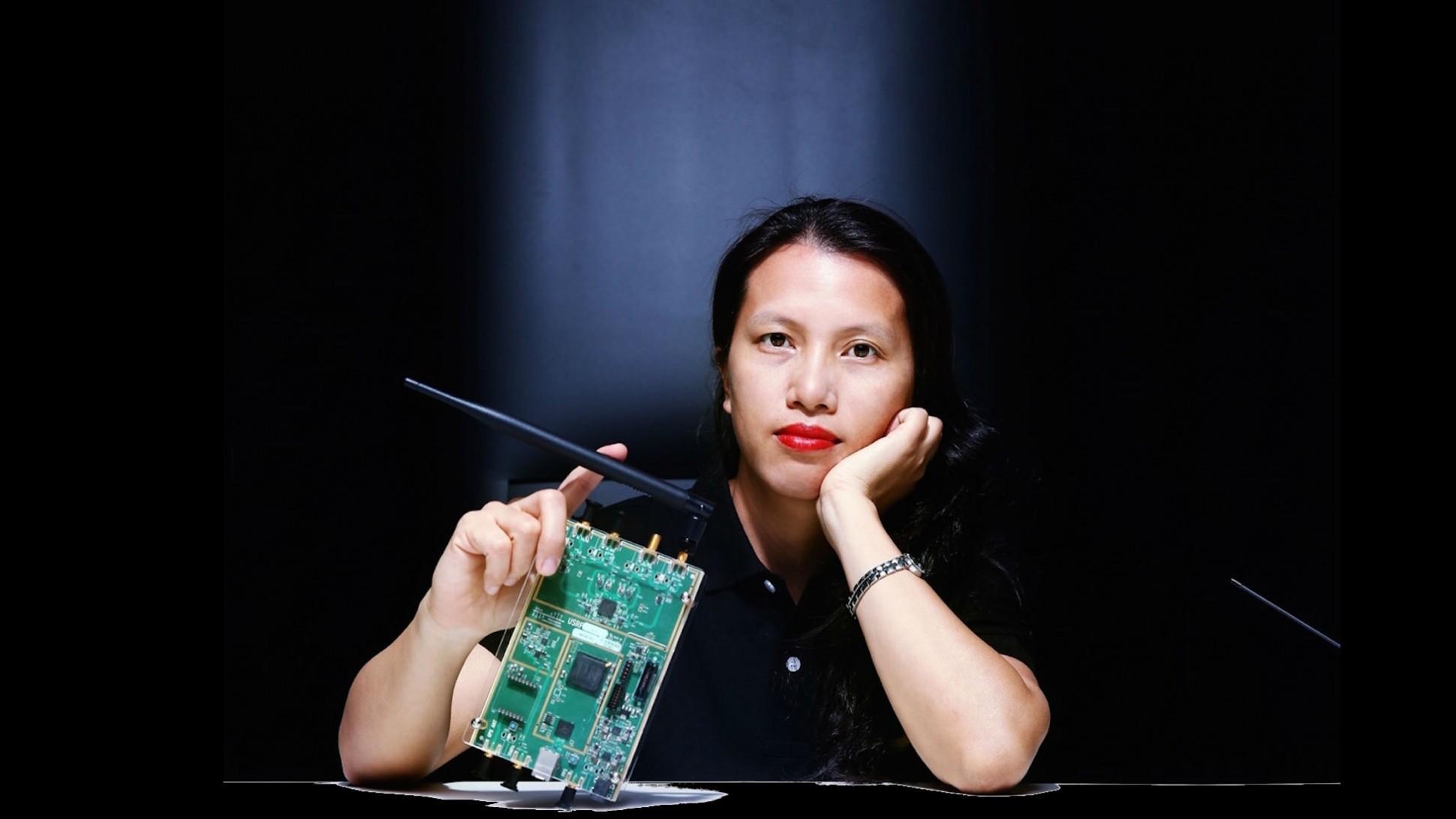 Lin Huang   Image Credit: Forbes