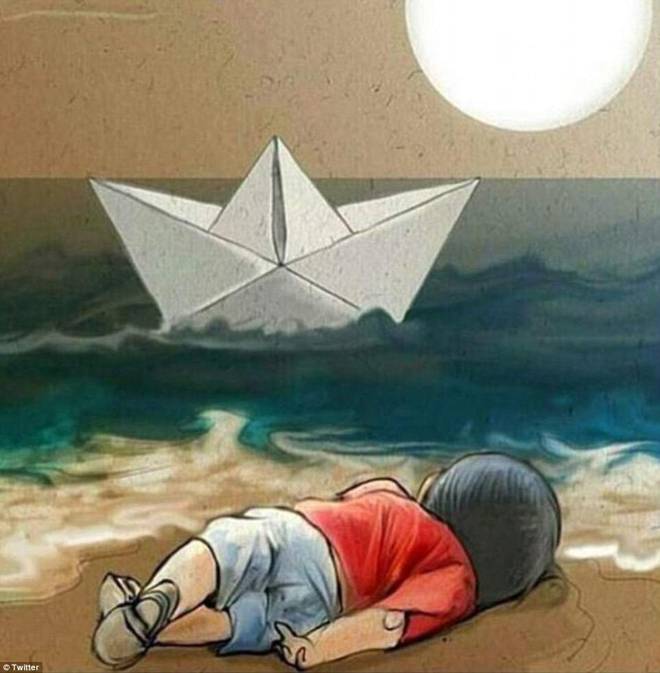 2BEFBA7200000578-3220746-This_moving_artwork_depicts_Aylan_Kurdi_lying_dead_on_the_beach_-a-15_1441288665231