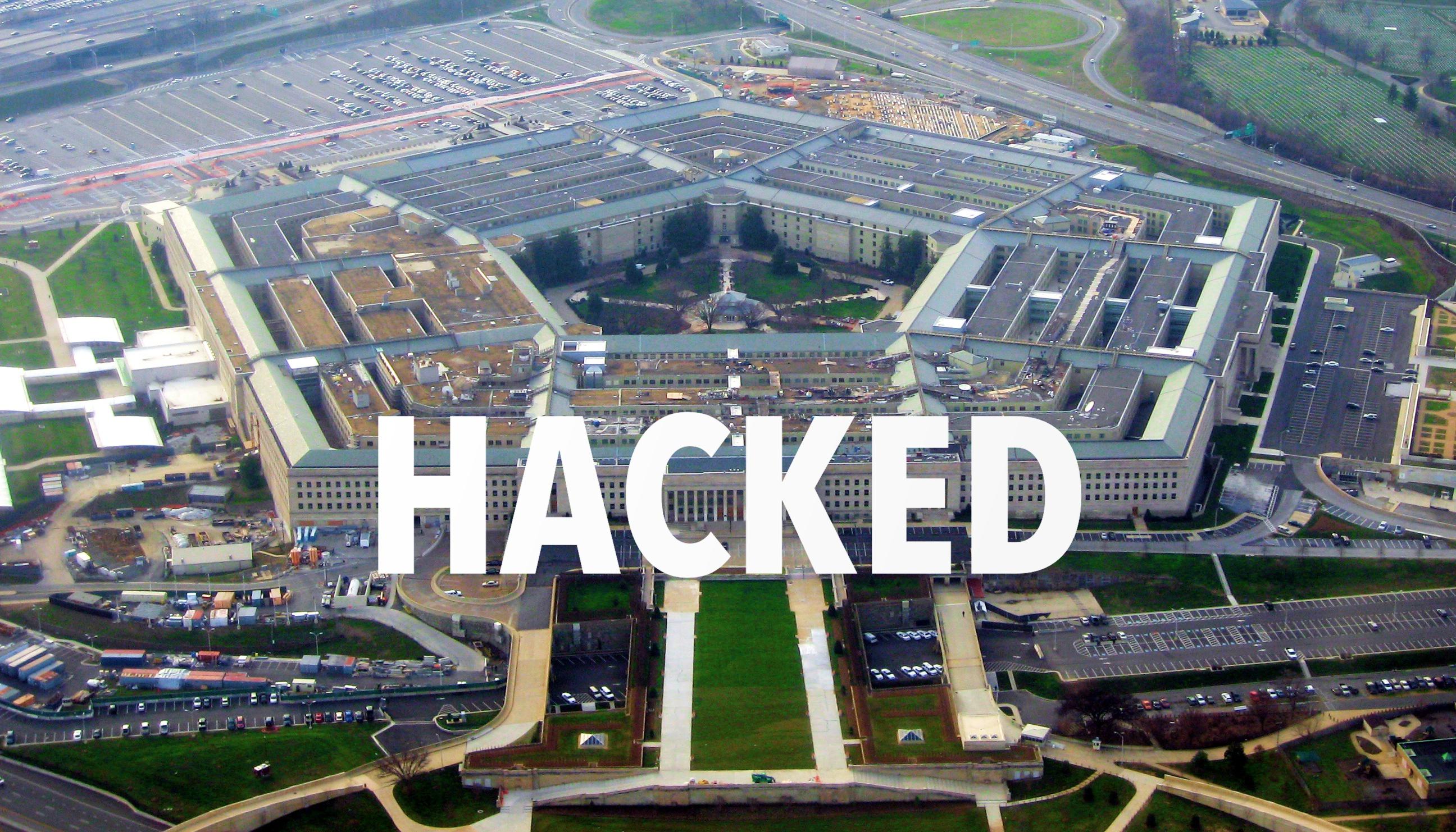 Pentagon-hacked-again