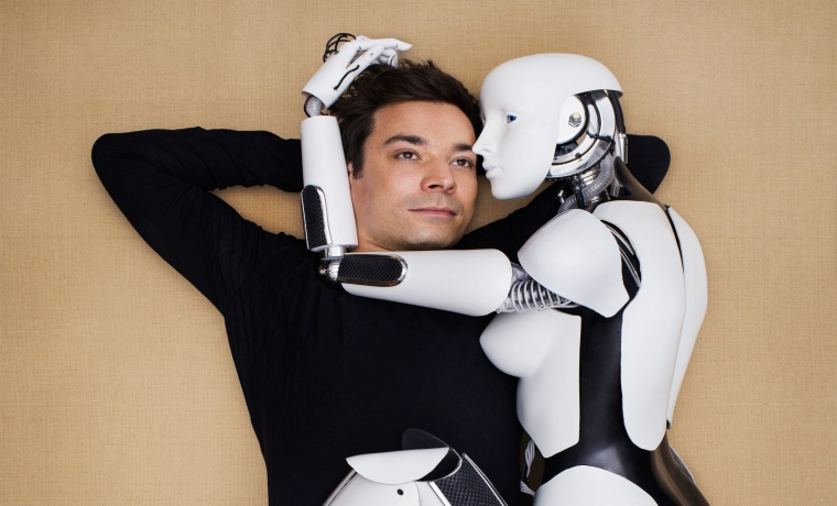 Would You Have Sex With A Robot?