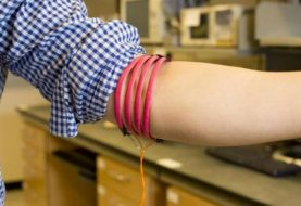Communicate Wirelessly Using Your Body's Magnetic Fields: Report