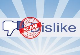 Scammers Targeting Facebook Users with Dislike Button Scam