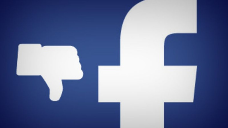 Facebook Dislike Button is coming but has some disadvantages