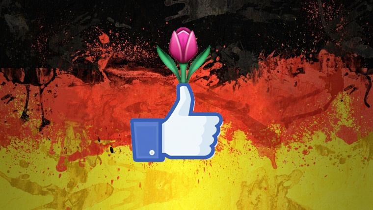 Facebook Joins Hands with Germany to Counter Anti-Refugee Hate Speech