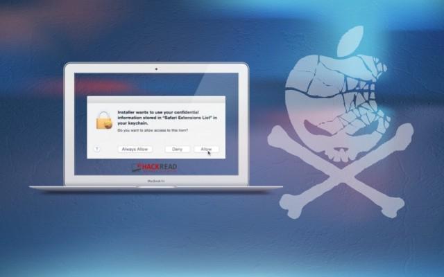 Genieo Adware Installer Left Mac OS X Keychain Vulnerable
