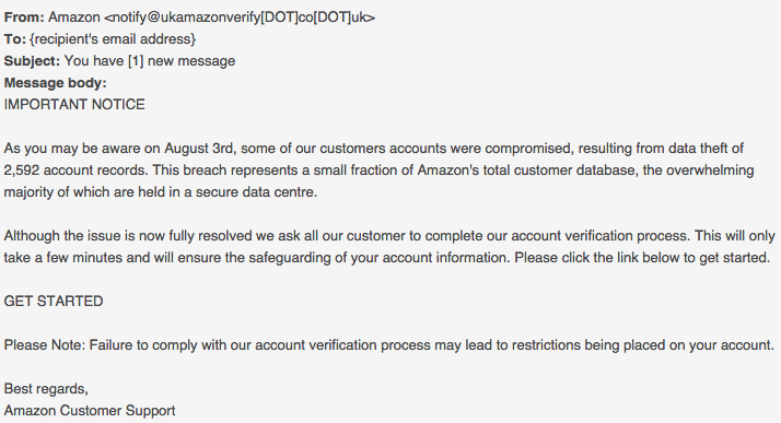hackers-using-amazon-as-a-bait-for-phishing-attacks