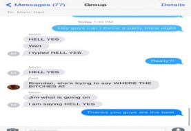 Genius Teenager Hacked His Parent's iPhone Text