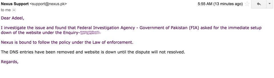 pakistan-government-bans-online-political-forum-siasat-pk