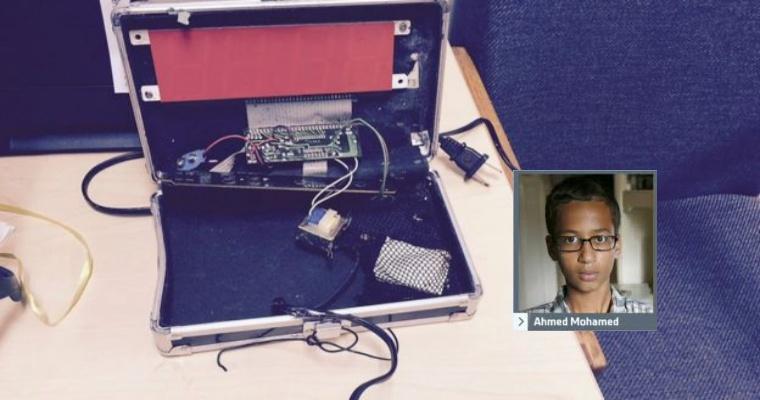 Suspected Bomb Maker to Social Media Hero: Ahmed The Clock Boy's Enviable Invite List