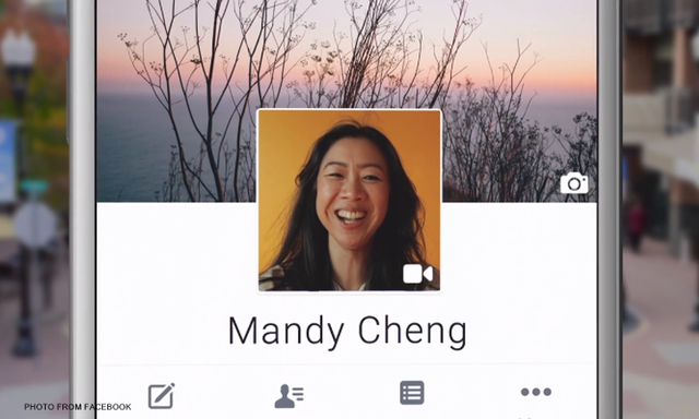 Facebook Becomes Livelier with a 7-sec Video Profile Pic