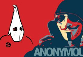 Anonymous Shut Down KKK and White Pride Websites for harassing a woman