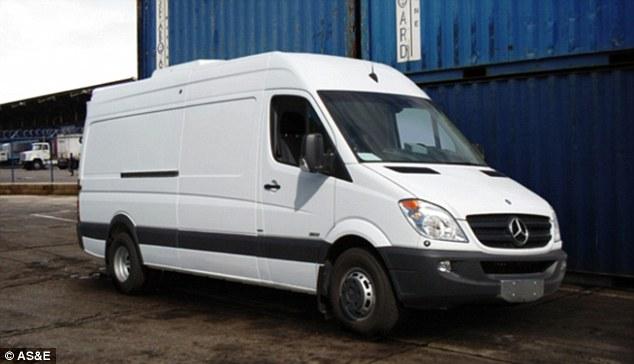 The X-ray van / Image Source: as-e.com