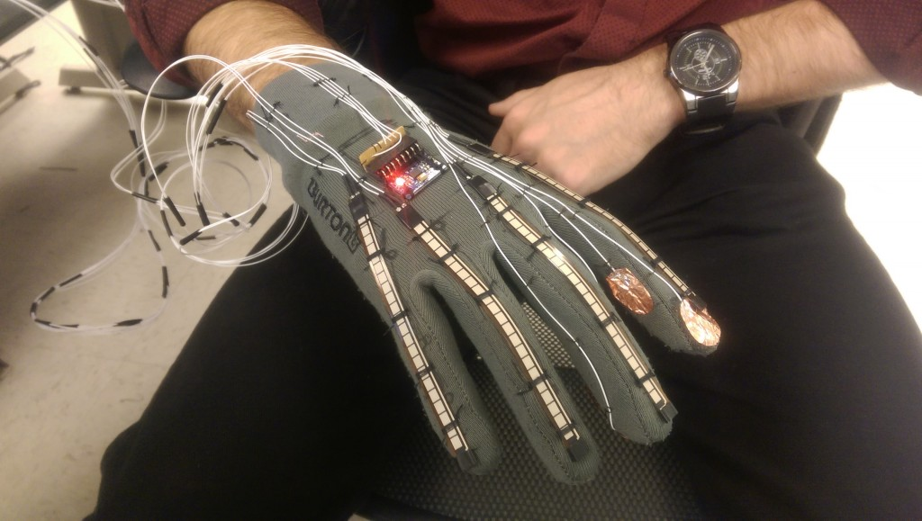 Futuristic Smart-Glove Can Translate Sign Language Into Text and Speech