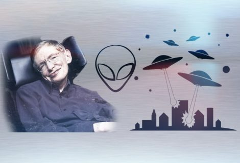 Nomadic Aliens might stamp us out- Stephen Hawking