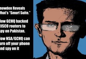 "Snowden Exposes ""Smurf Suite"", Reveals GCHQ Hacked Cisco Routers in Pakistan"