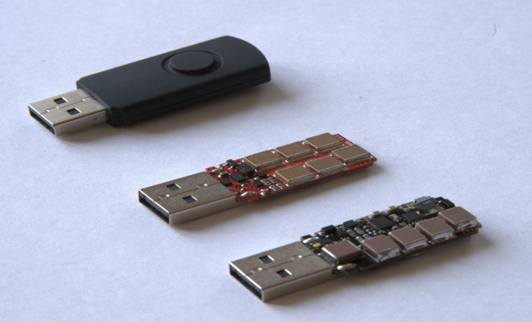 Watch Out – This Killer USB Drive Will Fry Your Laptop