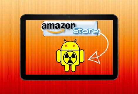 Amazon Store, a safe haven for Android Tablets with pre-installed malware