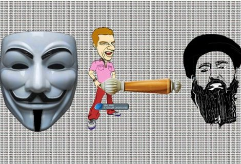 Anonymous Hacks ISIS Website, Defaces it with Viagra Ad