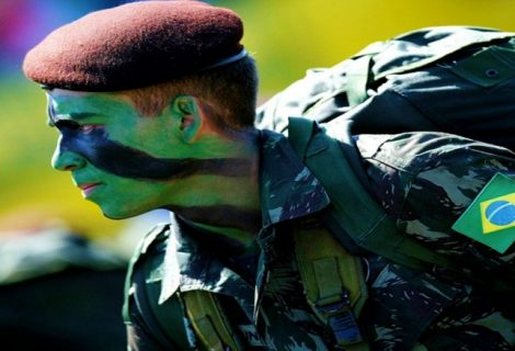 Cyberwar games lead to foul play resulting in leaked Brazilian Army data