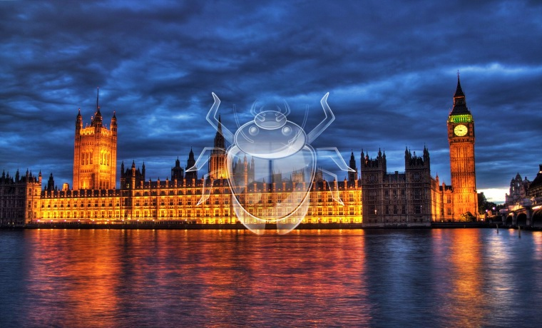 Hackers Infect British Parliament Computers with Ransomware