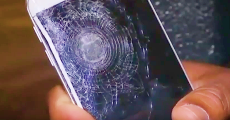 Samsung Galaxy S6 Edge Saves Guy's Life During Paris Terror Attacks