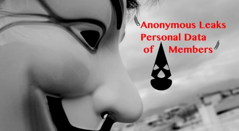 So It begins: Anonymous Starts Leaking Personal Information of KKK Members