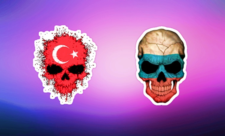 Turkish Hackers Deface Russian Bank Website, Claim To Steal Data