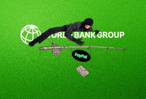 Crooks Hack World Bank SSL Certificate To Host PayPal Phishing Scam