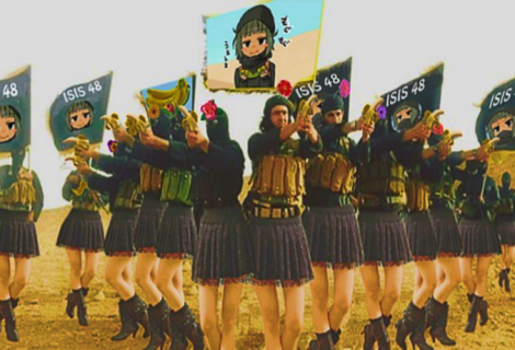 Anonymous 'Trolls ISIS' with Memes and Photoshopped Images