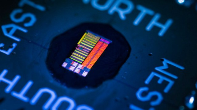 Here Comes A Processor Capable of Transmitting Data Using Light
