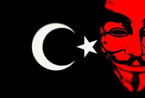 Anonymous Hacks Turkish Energy & Gas Provider Website